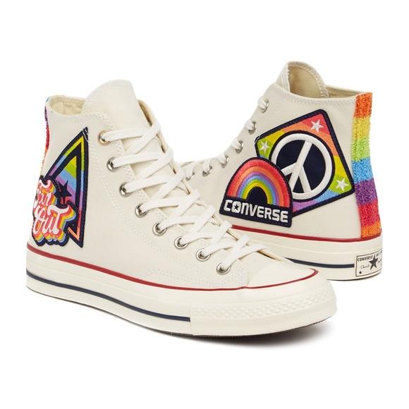 a2326cbd84216f Converse - Chuck Taylor Hi-Top Sneaker Size 9.5